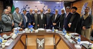 بهرهگیری از نظرات نمایندگان مجلس در تدوین آییننامههای دانشگاه آزاد اسلامی