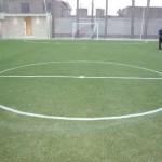 نخستین زمین چمن مصنوعی  شهرستان تربت حیدریه در هفته دولت به بهره برداری می رسد