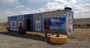 خدماترسانی به بالغبر ۱۰۰ هزار مسافر نوروزی در ایستگاه های اداره راه و شهرسازی مهولات