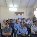 برگزاری کارگاه آموزشی ویژه ی رانندگان سواری کرایه ی پلاک عمومی  در شهرستان تربت حیدریه