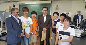 گزارش تصویری سفر دکتر خسروی و اعضای کمیسیون آموزش مجلس به کشور ژاپن