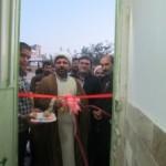 افتتاح کانون فرهنگی هنری امام حسن مجتبی (ع) شهرستان مه ولات