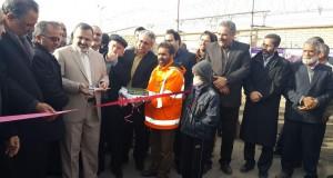 افتتاح همزمان روکش آسفالت راه ۲۷ روستا در شهرستان تربت حیدریه