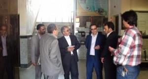 گزارش تصویری بازدید اعضای کمیسیون آموزش، تحقیقات و فناوری مجلس از آذربایجان شرقی