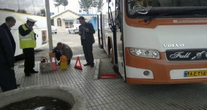 انجام بازدیدهای دوره ای از ناوگان حمل ونقل جاده ای مسافر شهرستان تربت حیدریه