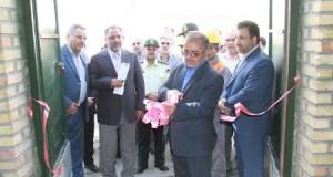 چند پروژه عمرانی در تربت حیدریه به بهره برداری رسید