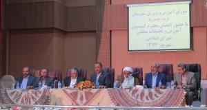 بازدید اعضای کمیسیون آموزش مجلس از مراکز آموزشی تربت حیدریه