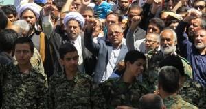 تفکر بسیجی دیپلماتهای ایرانی در مذاکرات قابل تقدیر است/راهپیمایی روز قدس + تصاویر