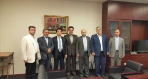 دیدار نمایندگان ایران با ریاست کمیسیون آموزش مجلس نمایندگان ژاپن