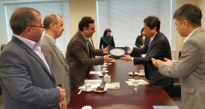 بازدید نمایندگان مجلس از وزارت آموزش، علم، ورزش و تکنولوژی ژاپن