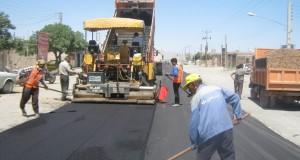 روکش آسفالت محور دولت اباد- باخرز به طول ۳  کیلومتر و با هزینه ای بالغ بر ۳ میلیارد ریال اجرا شد.