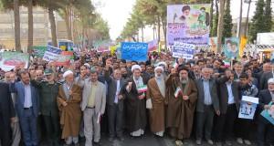 پیوند مردم با انقلاب باعث خلق حماسه دیگری درراهپیمایی ۲۲ بهمن شد