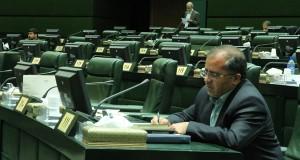 تذکر کتبی دکتر خسروی  به مسئولان اجرایی کشور در مجلس شورای اسلامی